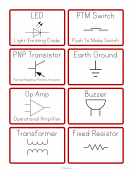 Electric Circuit Symbols Flashcards
