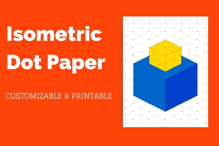 Isometric Dot Drawings Isometric Dot Paper