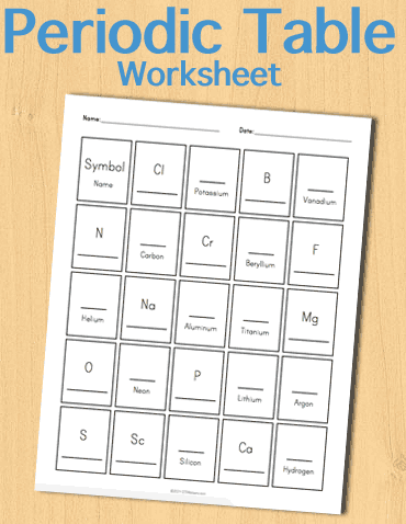 Alien Periodic Table Worksheet Http Pic2fly Com Alien Periodic Table ...