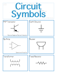 """Electric Circuit Symbol Flashcards"" icon"